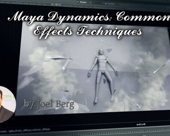 Maya动力学特效教程 Pluralsight – Maya Dynamics Common Effects Techniques