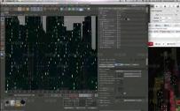 汽车绑定与飞机空难着火特效