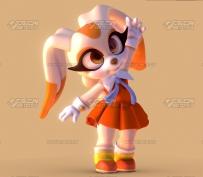 AE模板:结合E3D插件创建的三维地图定位动画
