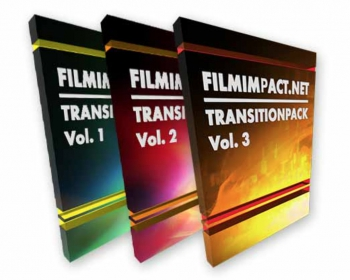 PR视频特效转场插件 FilmImpact Transition Packs V3.6.3 For Premiere CC 2014 – CC2018 Win破