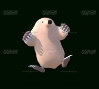 maya模型 俄罗斯建筑 城堡模型