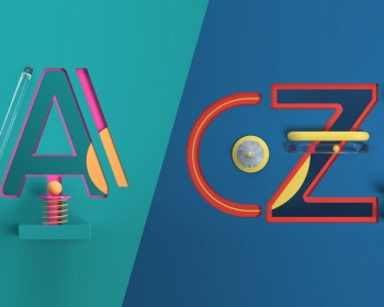 电商设计电商三维动态文字动画C4D教程 Cinema 4D – Creating Dynamic Letter Animations Tutorial