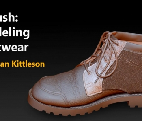 ZBrush教程:鞋子雕刻建模教程 Lynda – ZBrush Modeling Footwear