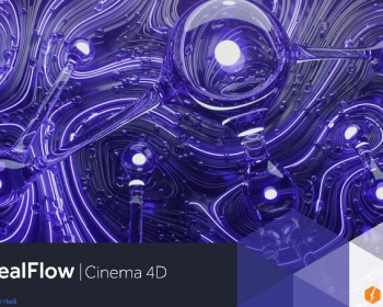 NextLimit RealFlow CINEMA 4D 2.0.1 Win&Mac中文汉化版