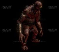 卡通龟,海龟动物模型下载Turtle模型下载maya模型